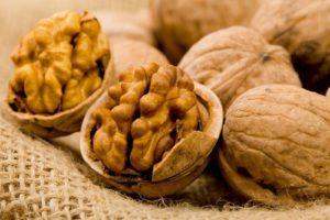 вкусные грецкие орехи